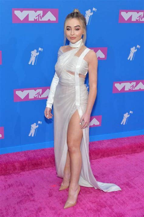Sabrina Carpenter Attends 2018 MTV Video Music Awards in ...