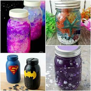 There, Is, So, Much, That, You, Can, Do, With, Mason, Jars, From, Drinking, To, Home, Decor, To, Storage, And