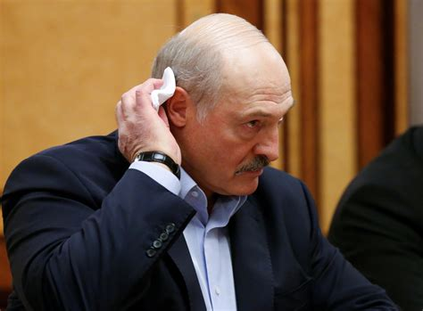 This outlandish action by lukashenko will have serious implications.' 'lukashenko and his regime today showed again its contempt for international community and its citizens. Coronavirus In Europe: Belarus President Alexander Lukashenko Says Vodka Kills COVID-19