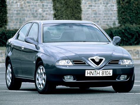 Alfa Romeo 166 Specs  1998, 1999, 2000, 2001, 2002, 2003