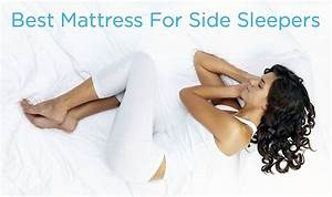 5 best mattress for side sleeper for back pain relief With best mattress for side sleepers with lower back pain