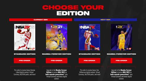 Nba 2k21 Release Date Cover Athlete Price And More
