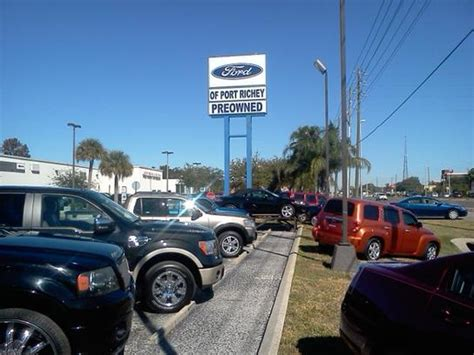 Ford Of Richey Used Cars by Ford Of Richey Richey Fl 34668 Car Dealership