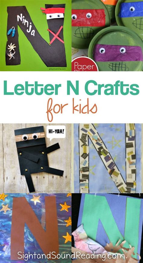 best 25 letter n crafts ideas on letter n n 818 | 9c0a1c994d37b53f306fdec87dee6a00