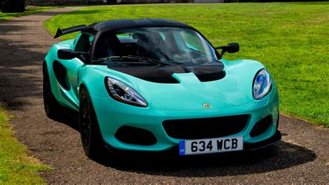 Lotus Elise 250 Cup Is Now Officially Lighter Than The