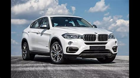 Bmw X6 2018 Car Review Youtube