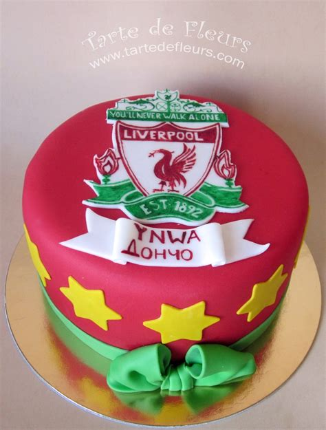 34 Best Liverpool Fc Images On Pinterest  Liverpool Cake