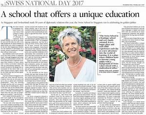A school that offers a unique education - Swiss School in ...