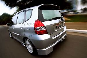 Honda Fit Para Revista Maxi Tuning