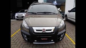 Fiat Idea Adventure Locker 1 8 16v  Flex  - 2011