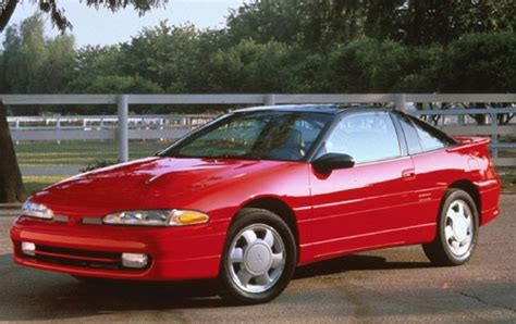 1992 Mitsubishi Eclipse Gsx by Used 1992 Mitsubishi Eclipse Pricing For Sale Edmunds