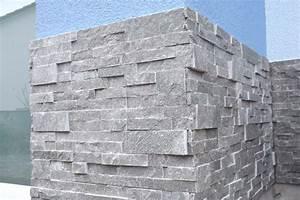 Naturstein Verblender Verlegen : naturstein verblender grau datnam raum und m beldesign ~ Lizthompson.info Haus und Dekorationen