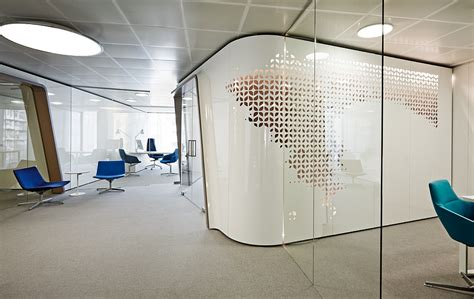 office spaces amazing cubicles with modern contemporary design meets overtones at inaugure