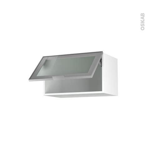 hauteur meuble haut cuisine rapport plan travail top meuble de cuisine haut abattant vitr faade alu porte l