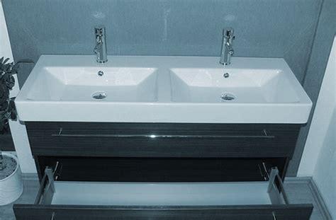 Badezimmermöbel Mit Waschbecken by Waschtisch 2 Becken Bestseller Shop F 252 R M 246 Bel Und