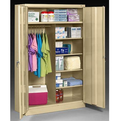 rta wardrobe supply combo cabinet 48x24x78