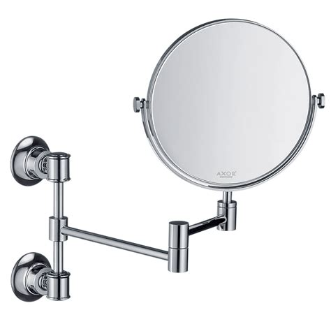 Pull Out Mirror Bathroom by Hansgrohe Axor Montreux Pull Out Mirror Free