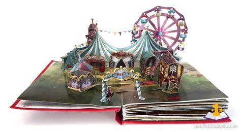 circus zingaro  pop  book  pop  books