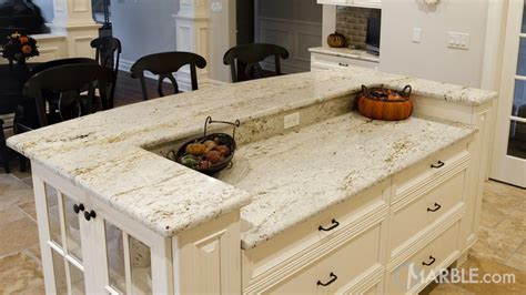 gold antique granite kitchen countertops