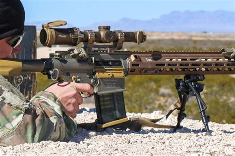 army  receive mm squad marksman rifles  early