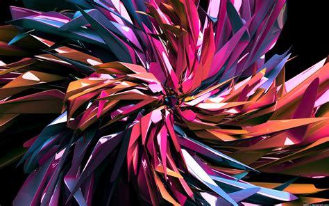 Abstract Hd Desktop Wallpaper Wallpapersafari