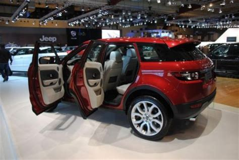 siege en cuir range rover evoque look d enfer luxe et baroud
