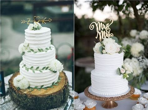 50 Amazing Wedding Cake Ideas For Your Special Day! Deer