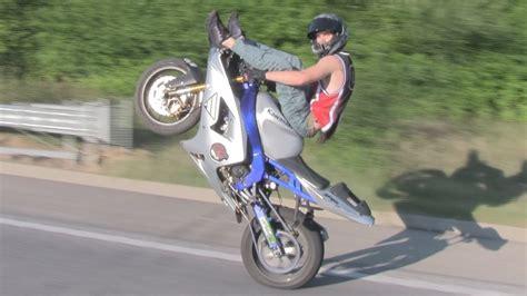 Extreme Freestyle Street Bike Stunts + Accidents On