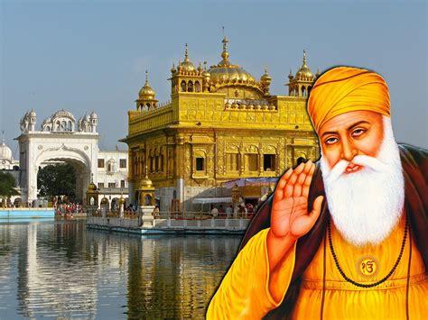 Guru Nanak Jayanti - Gurpurab - Most important festival of ...