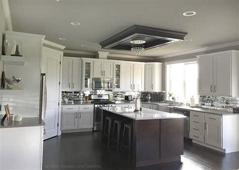 how to do kitchen backsplash design your own gray and white kitchen homestylediary com
