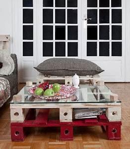 exceptionnel fabriquer un meuble avec des palettes 3 With transformer des palettes en meuble
