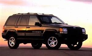 1998 Zg Jeep Grand Cherokee Diesel Include Service Manual