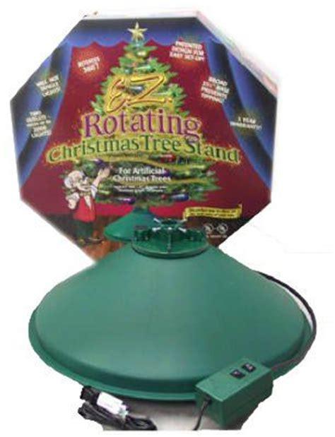 amazoncom christmas tree ez rotating stand party