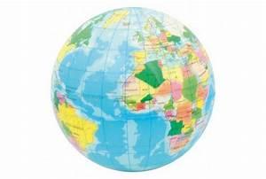 Globe Terrestre Enfant : balle anti stress globe terrestre ~ Teatrodelosmanantiales.com Idées de Décoration