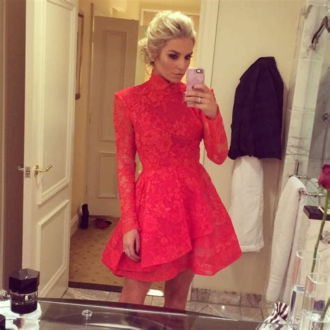 Winter Red Lace Home Ming  Ee  Dresses Ee   High Neck Long