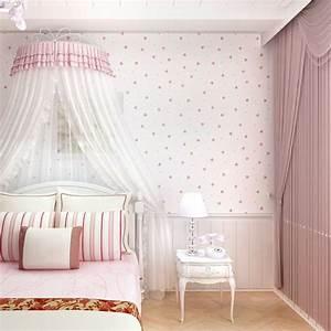 Papier Peint Petite Fille : chambre petite fille papier peint ~ Dailycaller-alerts.com Idées de Décoration