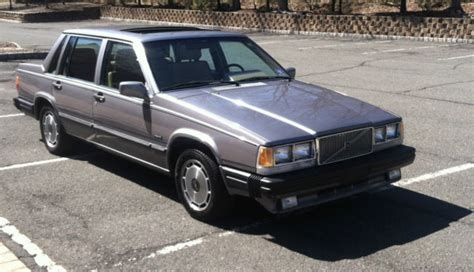 volvo  turbo   bertone