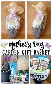 Mother's Day Garden Gift Basket - Budget Friendly Idea ...