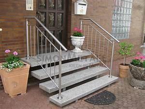 Geländer Treppe Aussen : treppengel nder aussen simonmetall gmbh co kg in tann rh n g nthers ~ A.2002-acura-tl-radio.info Haus und Dekorationen