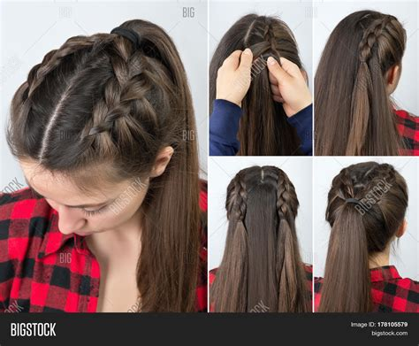 simple braided image photo  trial bigstock