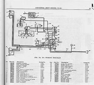1946 Cj2a Wiring Diagram