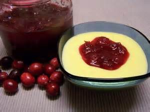 cuisiner les airelles compote d airelles cranberries plat du jour recettes