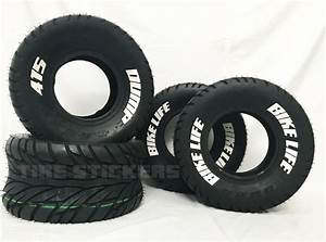 create your own tire stickers tire stickers With custom tire lettering