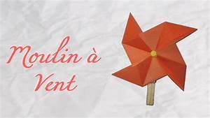 Moulin A Vent Enfant : origami moulin vent facile youtube ~ Melissatoandfro.com Idées de Décoration