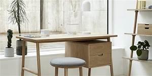 Bureau Ancien En Bois : r nover un bureau en bois notre guide marie claire ~ Carolinahurricanesstore.com Idées de Décoration
