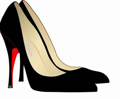 Clipart Heels Stilettos Clip Heel Vector Clipground