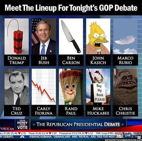 Meme Gop - funny memes skewering the 2016 gop candidates gop debate gop candidates and memes