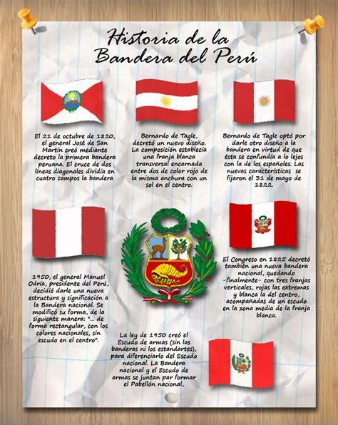 historia de la bandera de peru d 237 a de la bandera de peru es el 7 de junio peru