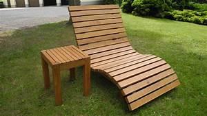 Gartenliege Für 2 Personen : relaxliege aus eiche die holzfabrik ~ Bigdaddyawards.com Haus und Dekorationen