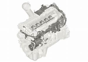 Man Industrial Diesel Engine Edc17 Common Rail Fuel